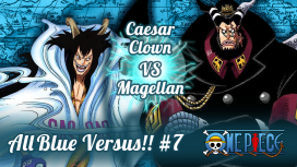 Caesar Clown VS Magellan