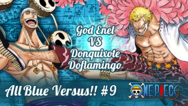 God Enel VS Donquixote Doflamingo