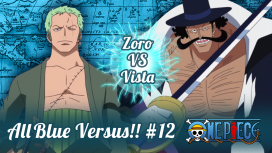 Zoro VS Vista