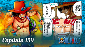 One Piece #159 – Ace e o Vivre Card!