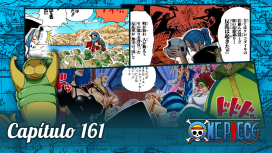 One Piece #161 – Os Kung Fu Dugongs!
