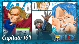One Piece #164 – Kohza! O Líder dos Rebeldes!