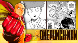 One-Punch Man #90 – Os Competidores do Torneio!