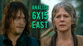 The Walking Dead 6×15 – Daryl Burro e Carol Rambo!