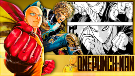 One-Punch Man #94 – Max VS Suiryu!