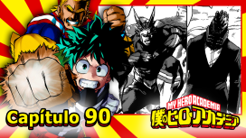 Boku no Hero Academia #90 – All Might VS All for One!!