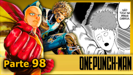 One-Punch Man #98 – O Sequestro Misterioso