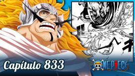 One Piece #833 – Batalha de Vinsmokes! Sanji VS Judge!