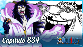 One Piece #834 – Big Mom Gigante!!
