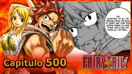 Fairy Tail #500 – Gray e Etherious Natsu Dragneel