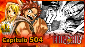 Fairy Tail #504 – Gray VS END!!