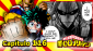 Boku no Hero Academia #116 – Batalha Ideológica em Tartarus! All Might VS All for One!