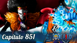 One Piece #851 – Brook VS Big Mom!! O Retorno de Jinbe!